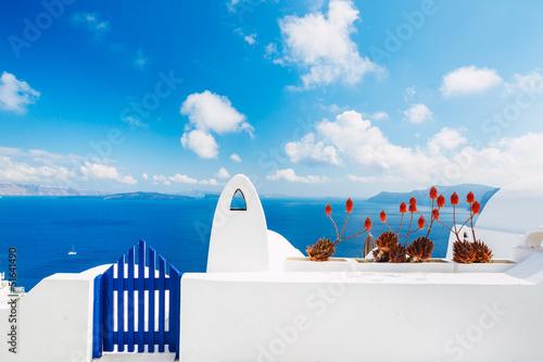 Foto op Canvas Oost Europa Santorini Island, Greece