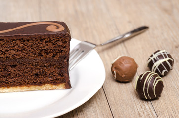 Schokolatendtorte