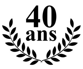 Lauriers 40 ans