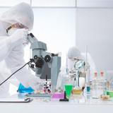 laboratory molecular analysis poster