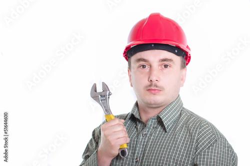 ouvrier, plombier, worker , Arbeiter, Klempner