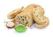 Basilikum, Brot, Körner