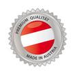 Made in Austria Siegel QualitŠt Handwerk