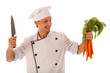 Cook with fresh carrots