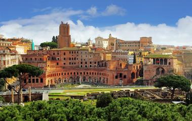 Rome - Foro Traiano