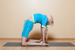 Yoga - das Kamel