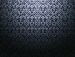 dark floral pattern wallpaper