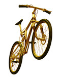 golden Mountainbike