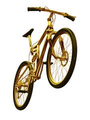golden Mountainbike