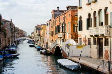 Stadtansichten Venedig