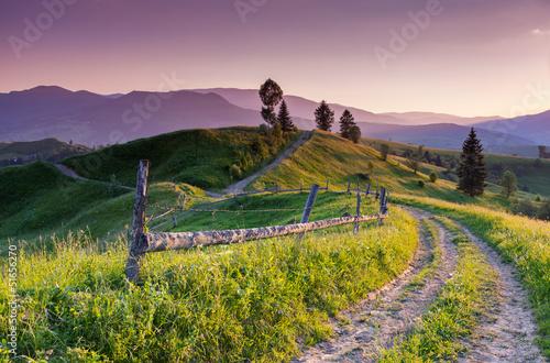 mountains landscape © Leonid Tit