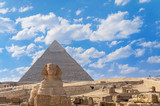Great Sphinx. Giza, Egypt
