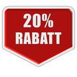 Marker rot 20%  RABATT
