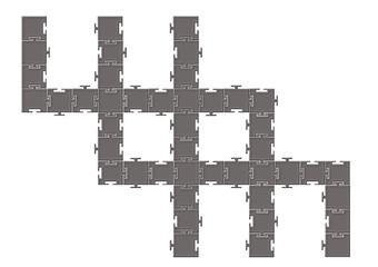 Simetrik Puzzle