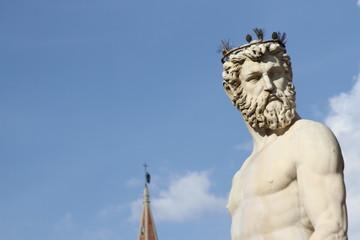 Dio Nettuno, Firenze