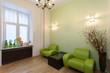 Green waiting room