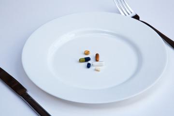 Medikamentencocktail