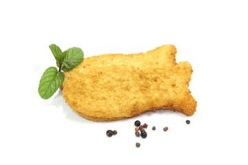 poisson pané