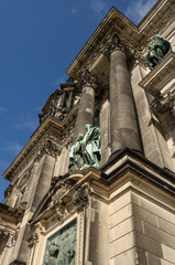 Berlin Cathedral detail