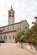 Monastery and Church of St. Anthony (Anthony of Padua). Pula, Cr