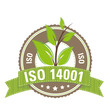 Green Button: ISO 14001