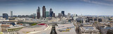 Panoramic of London Skyline, UK