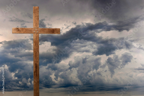 Cross Over Dark Clouds