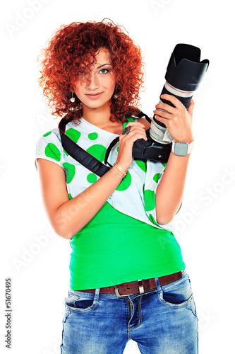 paparazzo girl