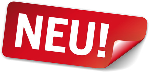 Sticker Neu