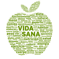 Healthy Living (In Spanish)