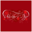 Mother's Day Red Heart