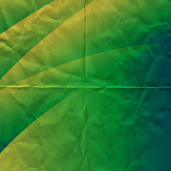 green paper abstract