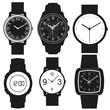 watch vector - 51677028