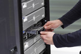 IT Consultant Replace a Harddrive in Server poster