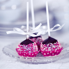 Homemade Cake Pops