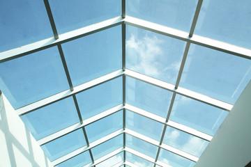 Plastic ceiling