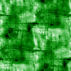 green seamless, cubism abstract, art Picasso texture, watercolor