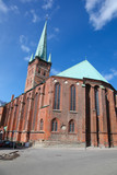 Petrikirche or Church of Saint Peter in Lubeck