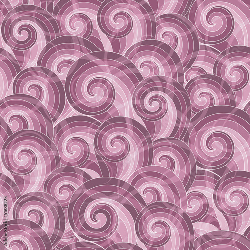 Pink seamless pattern