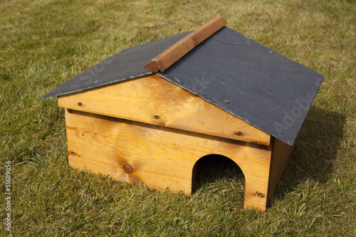Hedgehog Hibernation House
