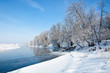 River winter