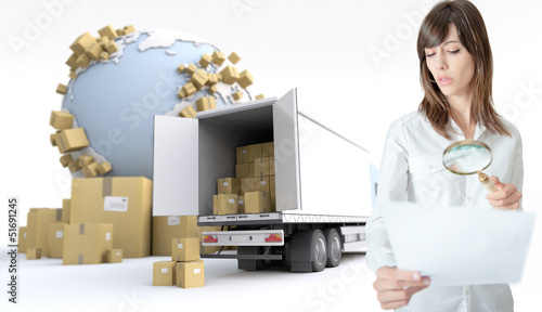 Distribution inspection