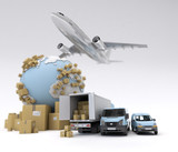 International goods transport