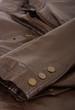 leather jacket close-up