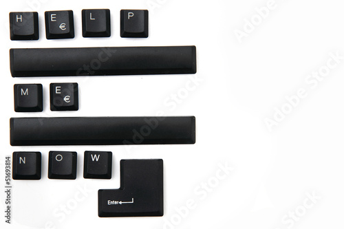 help me now keyboard keys