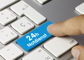 24h Notdienst tastatur finger