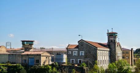 Vista de la cárcel de Nanclares (Álava, España)
