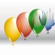 Luftballon 3
