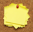 Stack of Sticky Notes