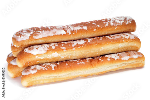 fartons, typical pastries of Valencia, Spain